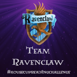 House Cup Reading ChallengeCompleted!