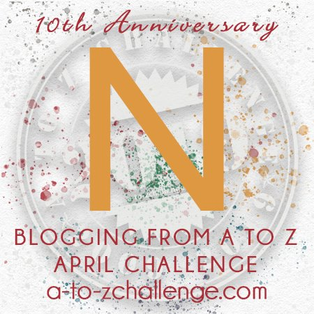 A to Z Challenge: N is forNetherlands