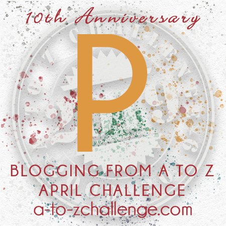 A to Z Challenge: P is forPeru