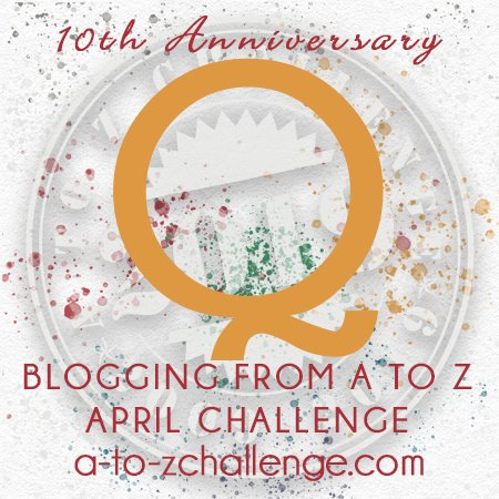 A to Z Challenge: Q is for Quincy,MA