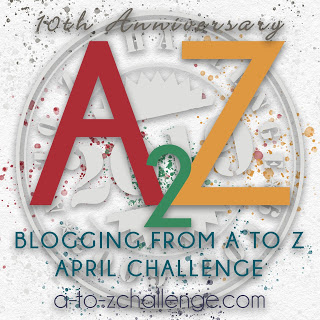 A to Z Challenge: R-Z…oops