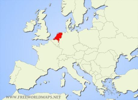 netherlands-location